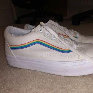 Old Skool Vans Rainbow/Pride Edition